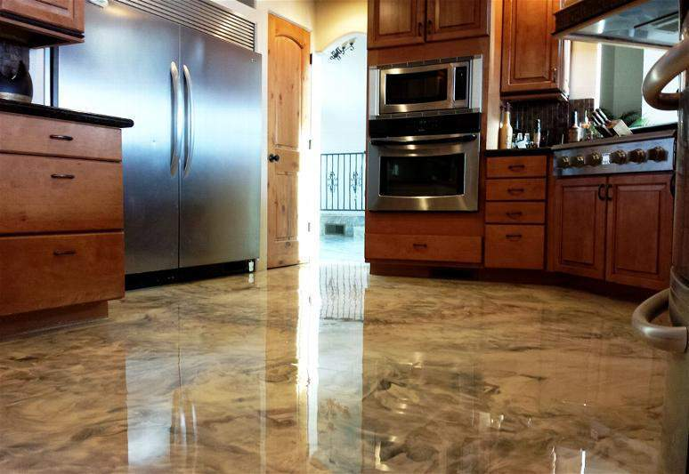 flooring info - countertop epoxy